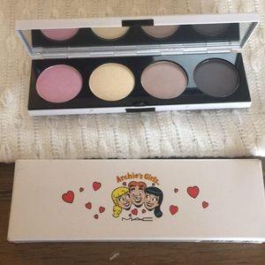 MAC limited edition Archie's Girls eyeshadow